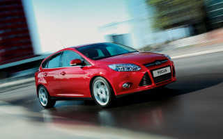 Установка штатной магнитолы в Ford Focus 3