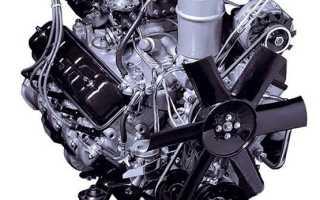Двигатели змз 511 технические характеристики двигателя