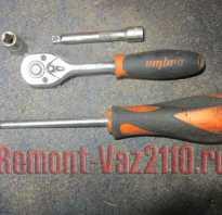 Ваз2110 как снять двигатель