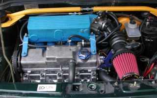 Как увеличить мощность двигателя ВАЗ 2114