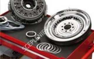 Замена сцепления Audi A6 DSG