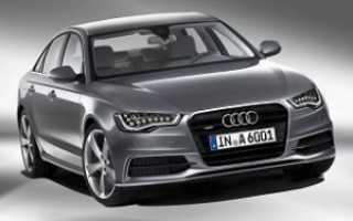 Расход топлива автомобилем Audi A6: отзывы владельцев