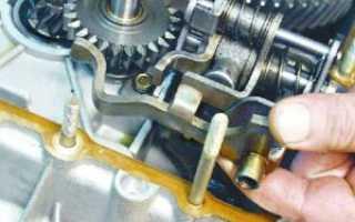 Почему не включается задняя передача на ВАЗ-2109 и что делать