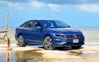 Новый Volkswagen Jetta: из Мексики с «автоматом»