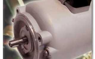 Что такое асинхронный двигатель постоянного тока