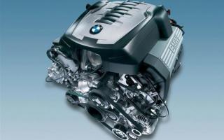 Характеристики двигатель бмв е65