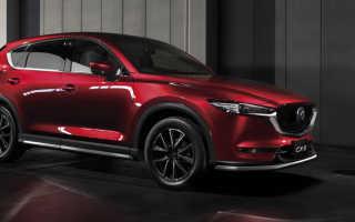 Объем бака Mazda CX-5: особенности, характеристики