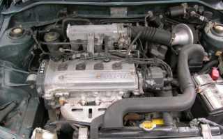 Двигатель 5е тойота калдина плавают обороты