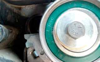 Замена ремня ГРМ Дэу Нексия DOHC 16 клапанов с фото и видео