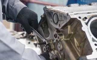 Ремонт двигателей Ауди в Ростове