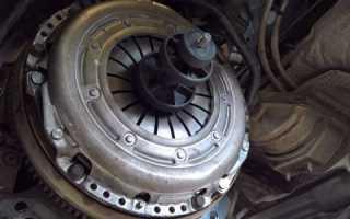 Замена главного цилиндра сцепления Ford Focus 2