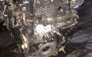 Двигатель isuzu 4jj1 технические характеристики