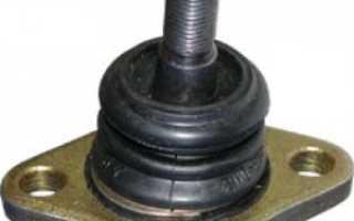 Замена шаровых опор на ВАЗ-2110, 2111, 2112