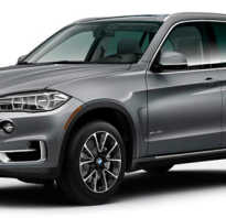 Расход топлива BMW X5