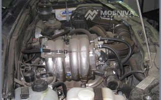 Установка турбонаддува на инжекторный двигатель Нивы, Шевроле Ниву
