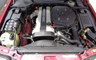 Двигатель 104 мерседес технические характеристики