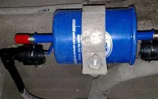 Замена топливного фильтра ВАЗ 2114: особенности