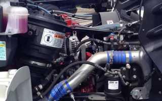 Двигатель 3ст не заводится на горячую