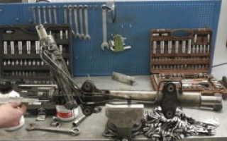Профессиональный ремонт рулевой рейки форд фокус 3 на СТО