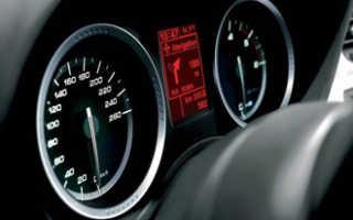 Автомобильный спидометр