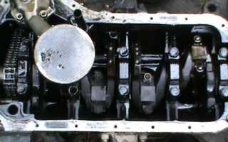 Разборка двигателя ВАЗ 2101 до 2107