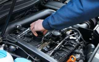 Блок схема диагностики двигателя