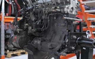 Что надо чтобы поставить двигатель 4м40