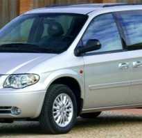 Chrysler voyager какой двигатель лучше