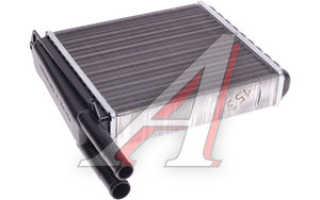 Обзор товара Радиатор отопителя ВАЗ-1118 алюминиевый ДААЗ