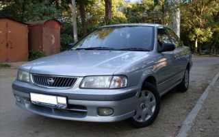 Nissan Sunny 1