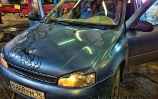 На автомобиле лада Калина периодически отключается электроусилитель (ЭУР) и загорается ошибка C1044 (неверная последовательность датчика положения ротора)
