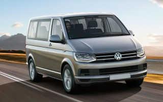 Расход топлива Volkswagen Transporter