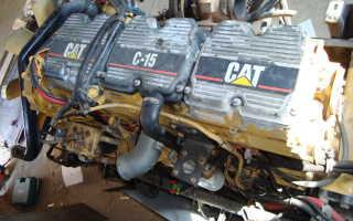 Caterpillar обучение работе с двигателем