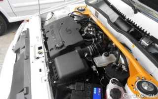 Двигатель 124 16 клапанный как определить