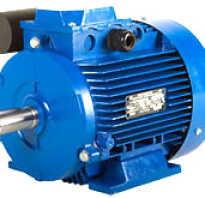 Характеристики однофазного конденсаторного двигателя