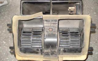 Инсталляция дополнительного отопительного приспособления в автомобиле ВАЗ-2114