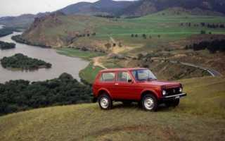 О двигателях для ВАЗ 2121; Нива