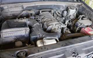 Чем быстро отмыть двигатель