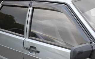 Ремонт, эксплуатация и замена стеклоподъемников на автомобилях Lada Samara