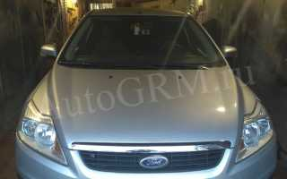 Очень простая замена ремня ГРМ на Ford Focus 2 с двигателем HWDA 1,6 100 л