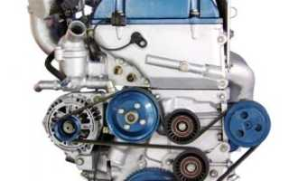 Давление топлива двигатели умз 4216