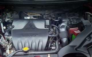Двигатель 4a91 сколько масла