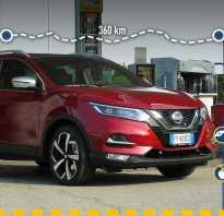 Реальный расход дизельного Nissan Qashqai