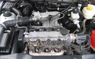 Ремонт двигателя Daewoo Nexia (Деу Нексия)