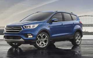 Обслуживание коробки передач: замена масла АКПП в Ford Kuga