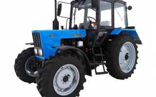 В чем измеряется мощность двигателя трактора