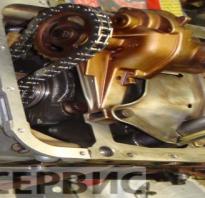 Лучшая замена сальников коленвала Renault Duster в СПб