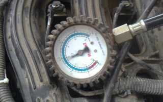 Что показывает давление масла в двигателе