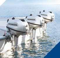 Характеристики лодочных двигателей хонда