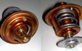 Профессиональная замена термостата на Skoda Octavia A5 (Шкода Октавия А5)